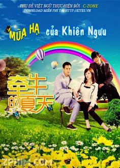 Mùa Hạ Của Khiên Ngưu - My Sassy Girl (2012) Poster