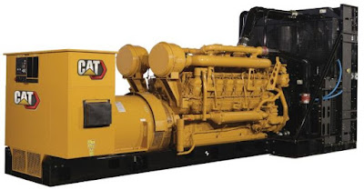 Máy phát điện Caterpillar 800kva – 2000kva