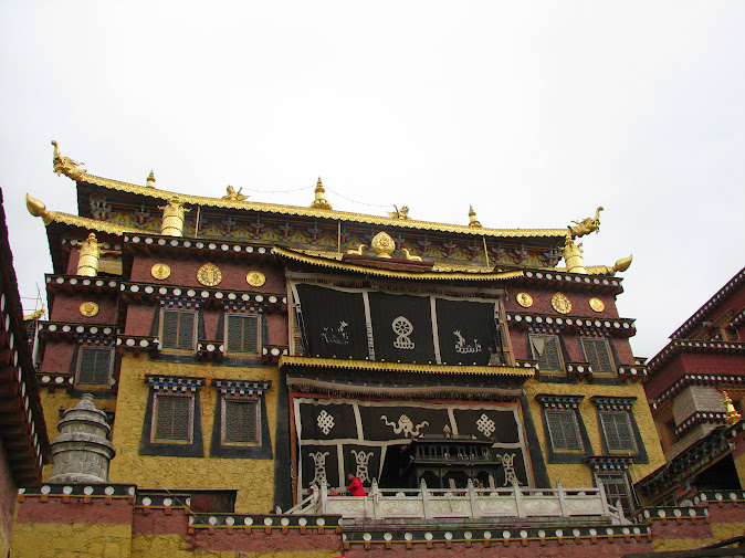 Songzanlin Lama Temple in Shangri-La (2012)