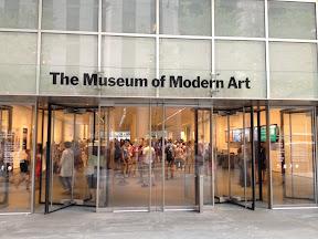 New York Städtereise - Museum of Modern Art -MoMA - Heideker Reisen