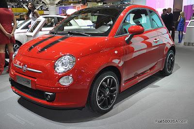 Fiat 500 byAbarth