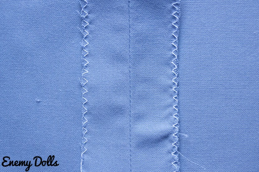 rematar coser costuras sobrehilar