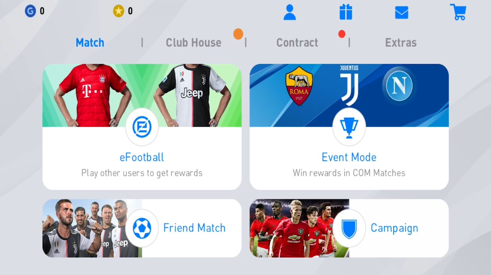 eFootball PES 2020 Mobile V4.1.0 Android Offline New Patch Transfers Update + New Kits Best Graphics