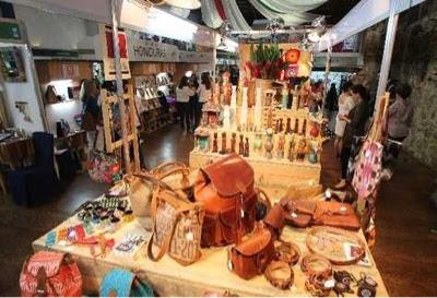 120 expositores en Feria de Artesanías 2012 espectacular muestra en Antigua Guatemala