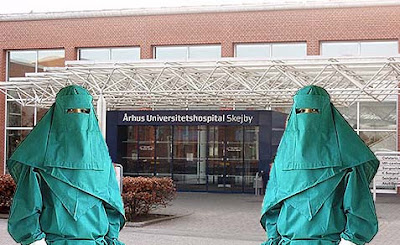 The Islamization of Denmark's hospitals
