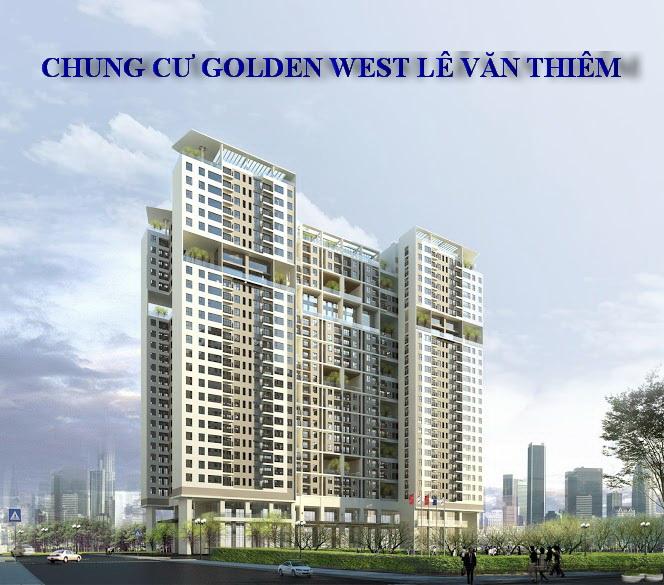 Chung cư Golden West Lê Văn Thiêm