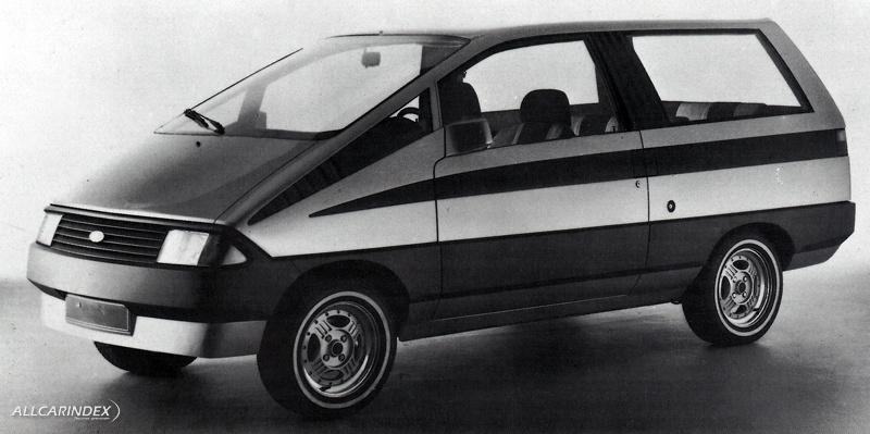 Ford - Aerovan
