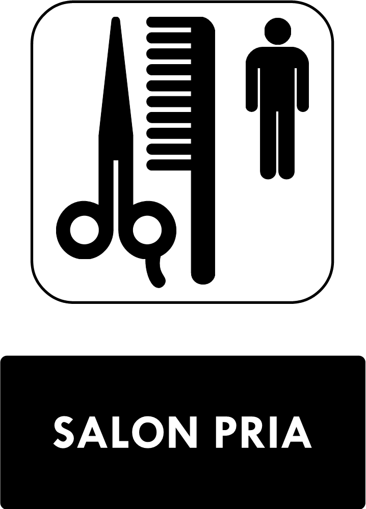 Rambu Salon Pria