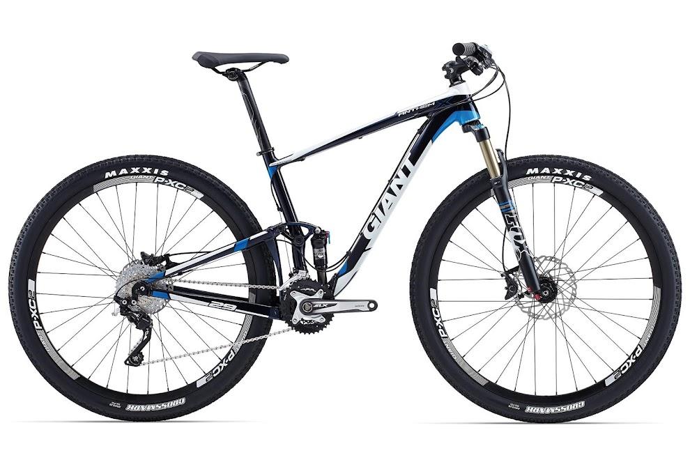 Xe dap the thao dia hinh Anthem X 29er Giant, xe dap the thao, xe dap trinx, xe đạp thể thao chính hãng, xe dap asama, Anthem X 29er Dark Blue