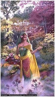 Goddess Devana Image