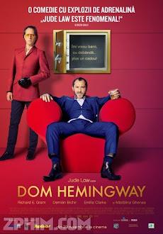Tay Trộm Huyền Thoại - Dom Hemingway (2013) Poster