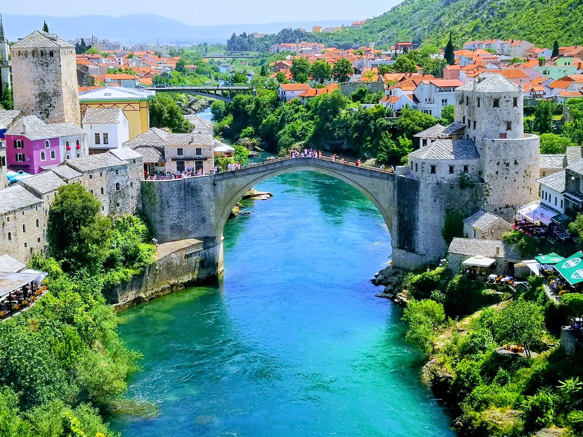 Reisinformatie Bosnië en Herzegovina