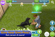 Sims FreePlay Screenshot 02