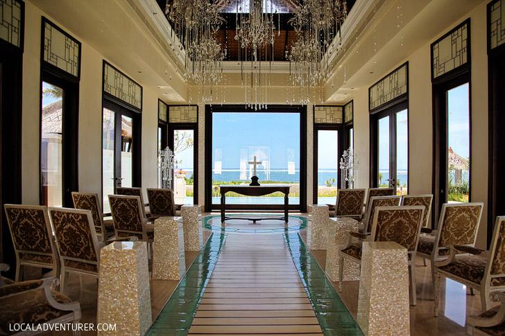 St Regis Bali Resort Weddings.