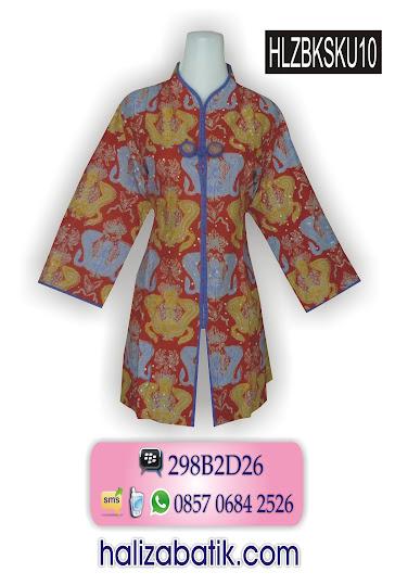 grosir batik pekalongan, Busana Batik, Model Busana, Gambar Baju Batik