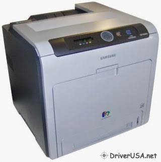 Download Samsung CLP-620ND printer driver software – setting up instruction