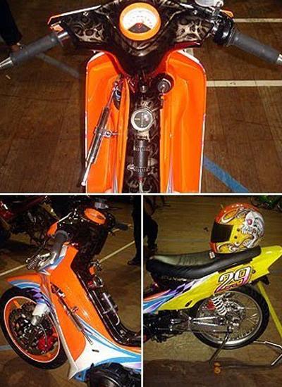Aibrush Yamaha F1ZR
