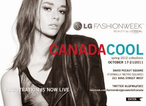 Toronto Fashion Week Oct 17 21