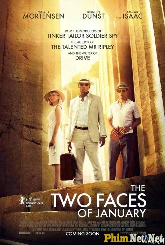Phim Tháng Giêng Hai Mặt - The Two Faces Of January