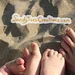Grab button for Sandy Toes Creations