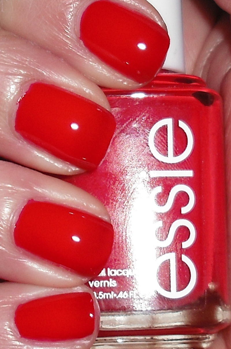 Imperfectly Painted: Essie Lollipop