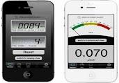 Scosche RDT: Medidor radiación Iphone