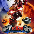 JUAL : VCD Spy Kids 3-D - Game Over