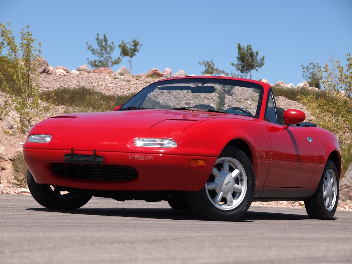 1992 miata mazda mx condition mint fantastic miles low convertible door cars stunning 2040 base