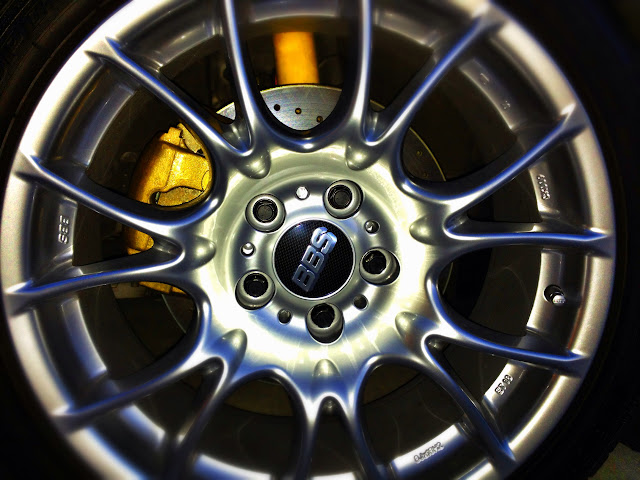 What Color Calipers For Silver Wheels