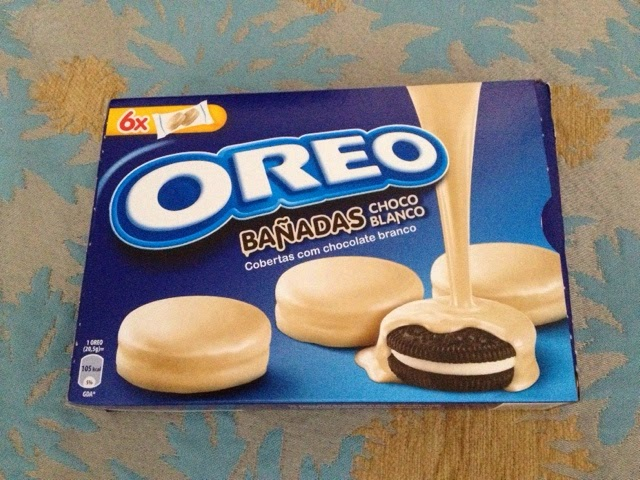 A Review A Day Today S Review White Chocolate Covered Oreos