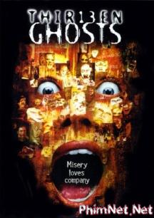 Phim 13 Oan Hồn Full Hd - Thir13en Ghosts