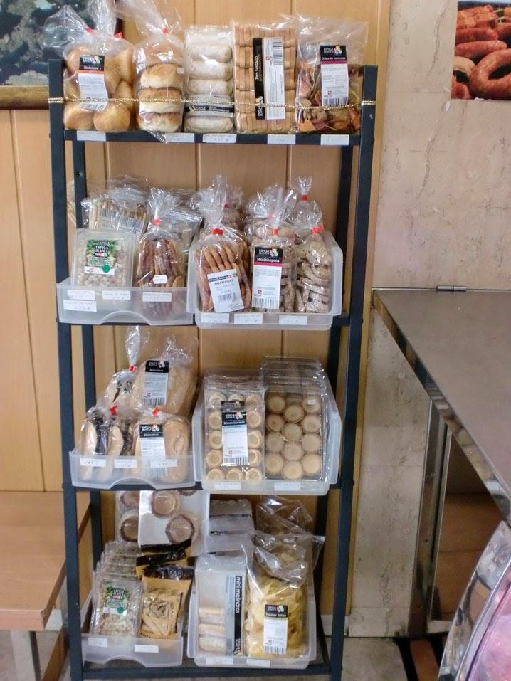 El Racó del Berguedà: Pastes