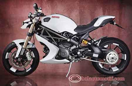 Sepeda Motor Ducati Rakasa 1100 EVO