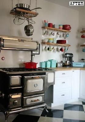 Windmill deco cocinas vintage - Cocinas retro vintage ...