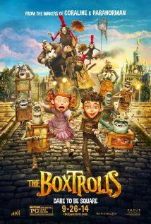 The Boxtrolls - Hội Quái Hộp | Quỷ Hộp