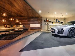 Thi công lắp đặt trần gỗ nhựa showroom ô tô, cửa hàng trưng bày sản phẩm