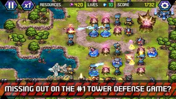 Tower Defense HD v1.5.3