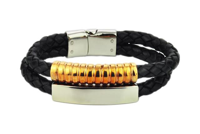 BraceletG 1 - Genuine Leather Bracelets and Keychains