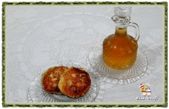 Panquequinhas doces - blinis 1