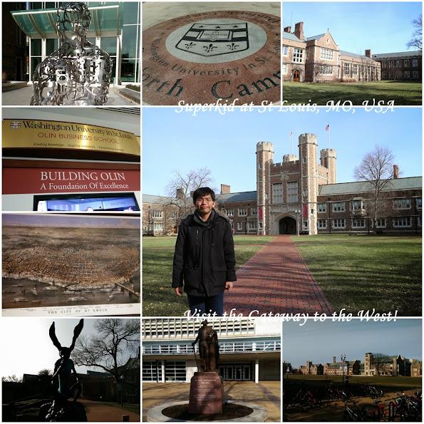 悠遊名校之聖路易華盛頓大學!!!!!