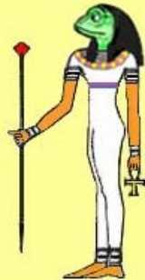 Goddess Hauhet Image