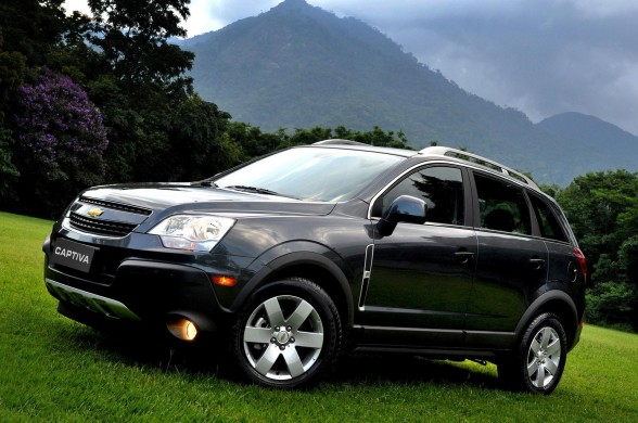 ... Only Minor Revisions Are Required To Meet Federal Standards, Allowing  Chevrolet To Fast Track The Captiva Sport For The United States.