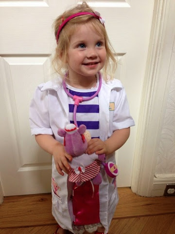 Doctober Doc Mcstuffins Role Play Set