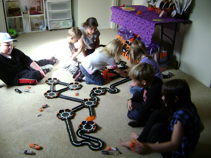 HexBug Races and Exploration
