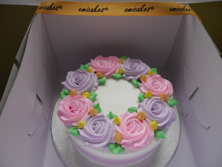 The Emicakes Story Mothers Day Special Design Cakes Giveaway - Yam birthday cake