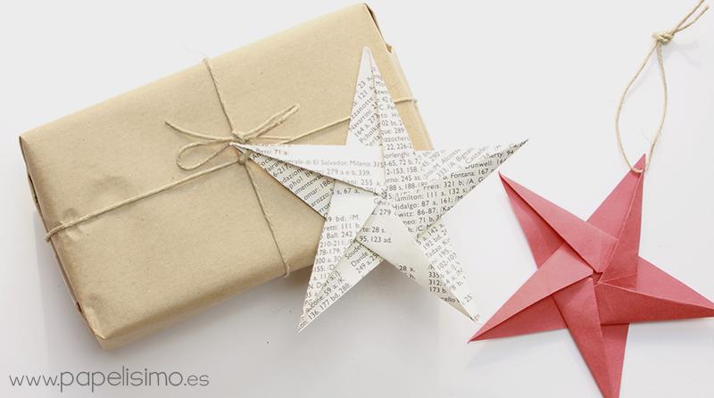 Envolver regalos originales - PAPELISIMO