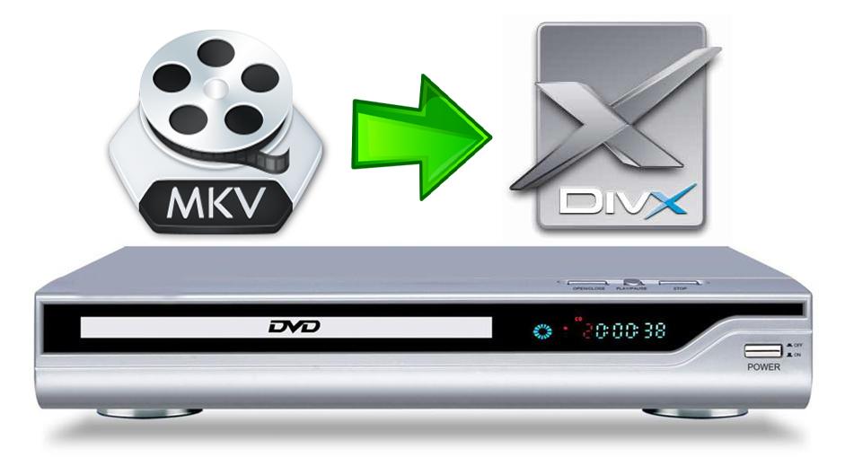 Cosa fare se il lettore divX non legge i file mkv?