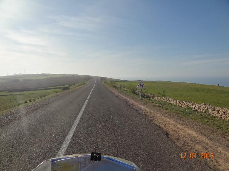 marrocos - Marrocos e Mauritãnia a Queimar Pneu e Gasolina DSC05476