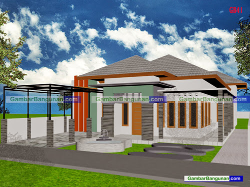 desain rumah di jakarta