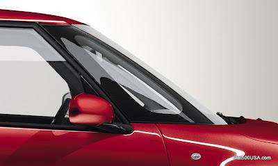 Fiat 500L sideview